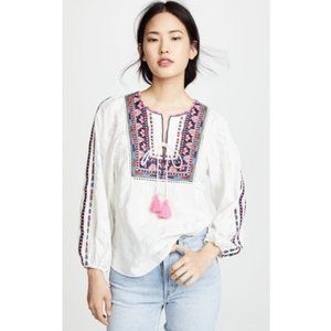 ✨ Figue Caraiva Embroidered Top ✨